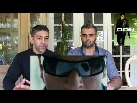 Don - Trailer Reaction | Shahrukh Khan (Twitter Request)
