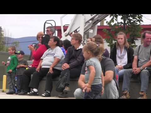 Canada Day Celebrations - Smithers, BC - 2014