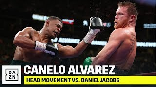Canelo's Head Movement Is On Another Level