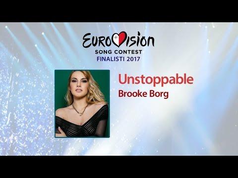 Brooke Borg - Unstoppable (Audio)