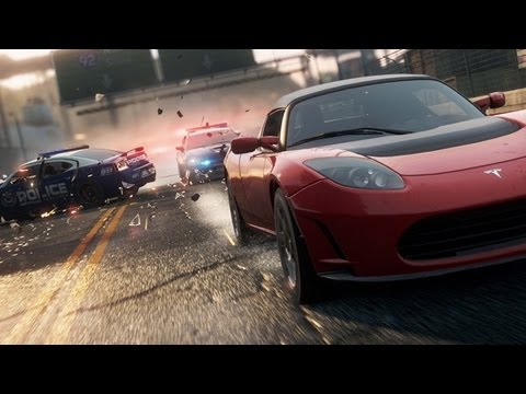 Need for Speed: Most Wanted - Test/Review für Xbox 360/PlayStation 3 von GamePro