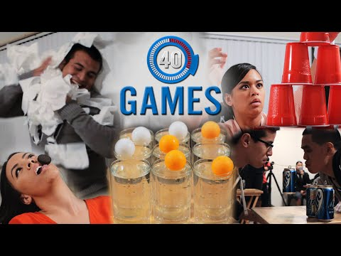 Minute To Win It: The 40 Greatest Games, Greatest Moments video