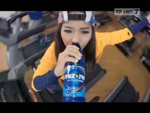 Iklan Mizone Activ - Fitness