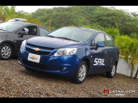 Nuevo Chevrolet Sail en Colombia - Lanzamiento Oficial