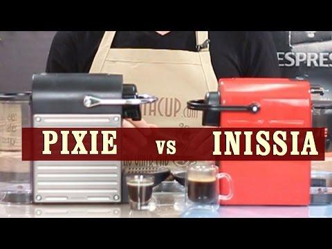 Nespresso Inissia Vs Pixie Which Espresso Machine Is The