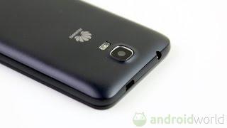 Huawei Y3 (Ascend Y360), recensione in italiano