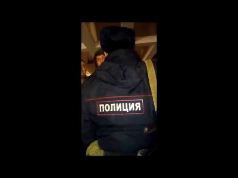 Потасовка сотрудника УФСИН с полицейскими в бильярдной