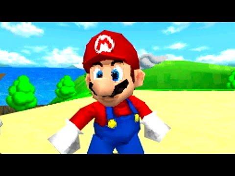 Super Mario 64 DS - Finale