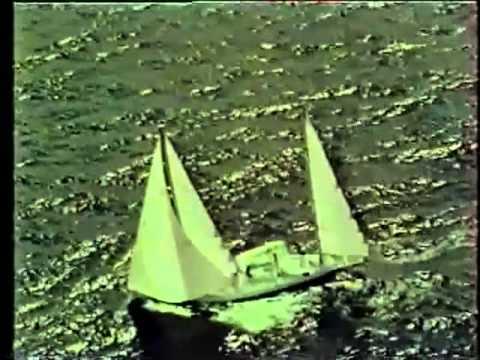 1974 Sydney Hobart Yacht Race Official Cruising Yacht Club of Australia Film