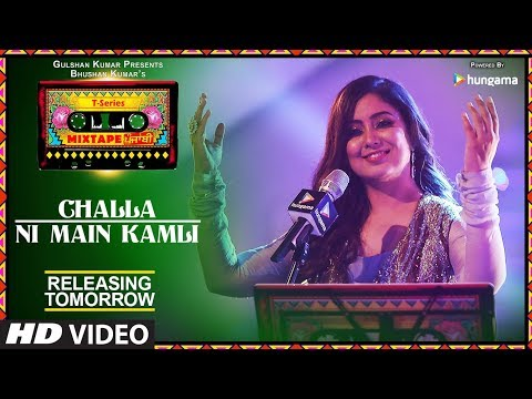 T-Series Mixtape Punjabi: Challa / Ni Main Kamli (1Day to Go ) | Hans Raj Hans | Harshdeep Kaur