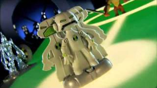 Ben 10 Alien Force  Echo Echo Voice Changer