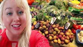 💰Most EXPENSIVE BIG FAMILY GROCERY SHOPPING 🛒 Plus a SURPRISE!
