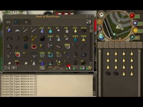 1-99 herblore really cheap EOC