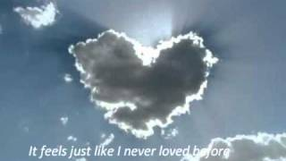 Phil Vassar - like I never loved before (lyrics)