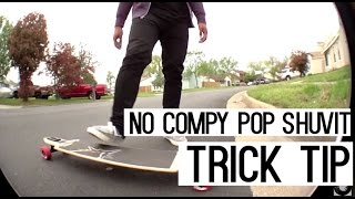 Trick Tip_ No Comply Pop Shove It!