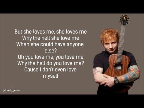 Ed Sheeran - Best Part Of Me (feat. YEBBA)(Lyrics) 🎵