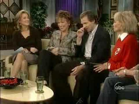 Ralph Fiennes on the View