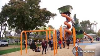 Pioneer Park Re-Opens