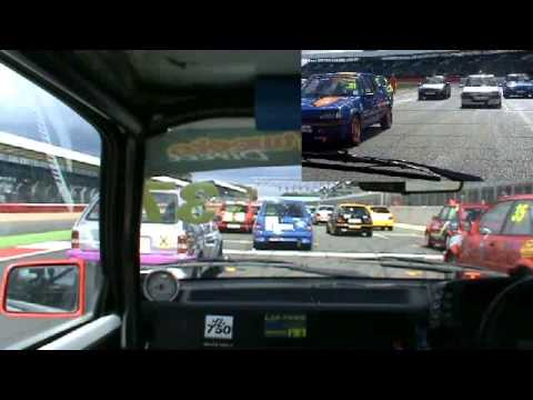 Silverstone Stock Hatch 23 August 2014