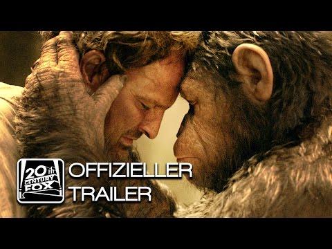 Planet der Affen - Revolution   Offizieller Trailer #2   Deutsch HD
