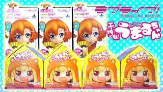 Anime Umaru & Love Live! Angelic Angel Surprise Blind Boxes - Kawaii Figures!!