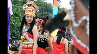 Download Lagu FESTIVAL GAWAI DAYAK SANGGAU 2017 - Pembukaan Gratis STAFABAND