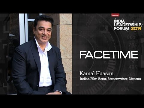 Kamal Haasan, Indian Film Actor, Screenwriter, Director