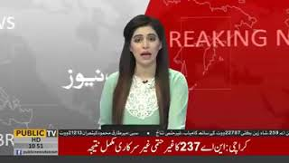 NA 126 Recounting Application Hammad Azhar ( Shakir Mehmood Awan)