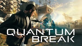 Quantum Break All Cutscenes (Game Movie) Full Story 1080p HD