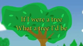 If I Were A Tree (Tu B'shevat Song)