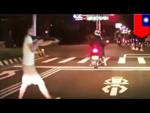 Caught on Camera: BB gun shooter using innocent motorists as target practice