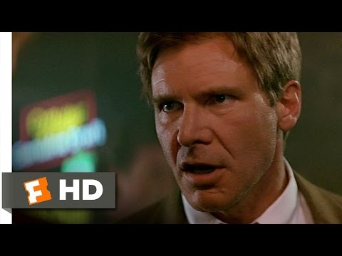 Patriot Games (4/9) Movie CLIP - Jack's Mission (1992) HD