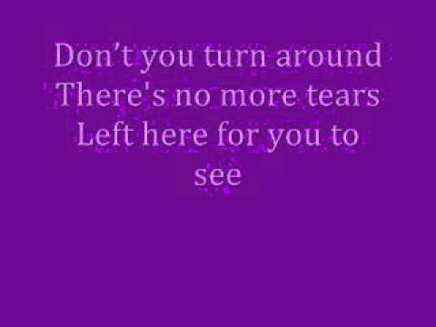 Whitney Houston-It39s Not Right But It39s Okay Lyrics