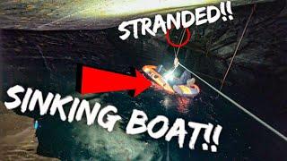 STRANDED UNDERGROUND AT THE DEATH BRIDGE | HOW DID WE SURVIVE?