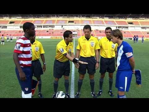 U-17 MNT vs. Guatemala: Highlights - April 11, 2013