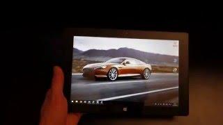 iRULU Walknbook 2 10.1in Windows 10 Tablet PC Review - By TotallydubbedHD