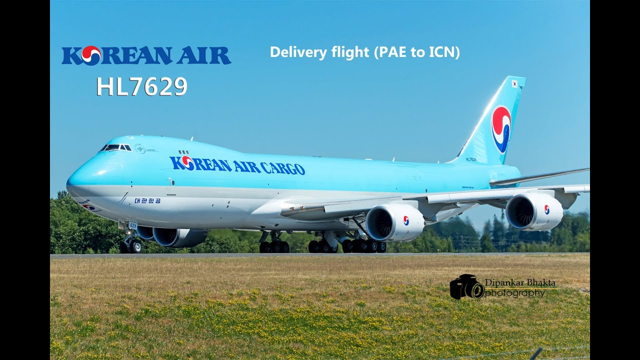 Delivery Full 747-8f Delivery Full From