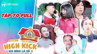 Gia đình là số 1 sitcom   tập 70 full: Diệu Hiền xém gây nên họa lớn khi đến nhà Đức Mẫn dạy kèm