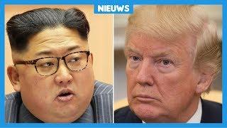 Vijanden Kim Jong-un en Trump willen elkaar ontmoeten