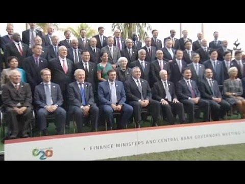 Le G20, déterminé à augmenter la croissance