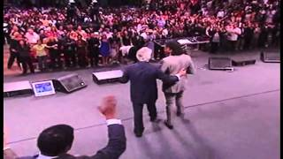 Prophet Manasseh Word of Knowledge with Benny Hinn Part 2