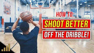 How to: Shoot Better off the Dribble! [Basketball Shooting Secrets]