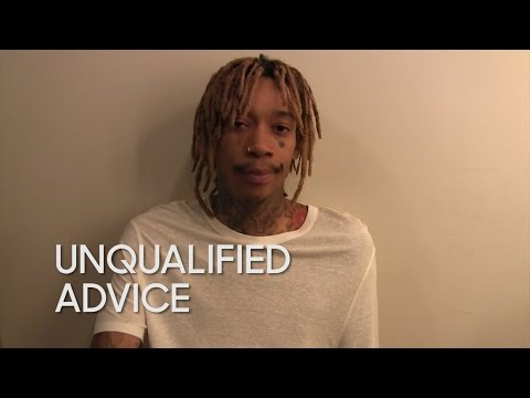 [Video] Wiz Khalifa Gives 'Unqualified Advice' On The Tonight Show