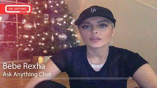 "Download Lagu Bebe Rexha Puts Her Baby ""Bear"" On Camera & Almost Does Her Shakira Moves Gratis STAFABAND"
