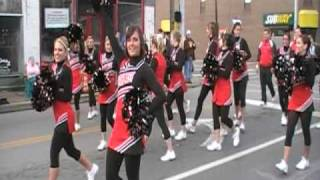 Southeast Missouri State University Homecoming Parade