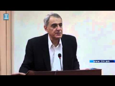 Դավիթ Շահնազարյանի ելույթը «ՔԳ» ՀԿ II արտահերթ համաժողովի ընթացքում