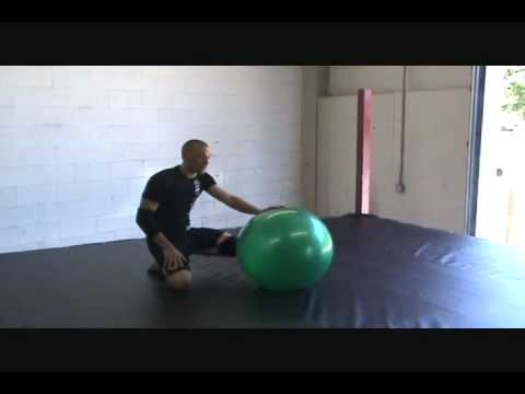 Grappling Ball Drills Image 1