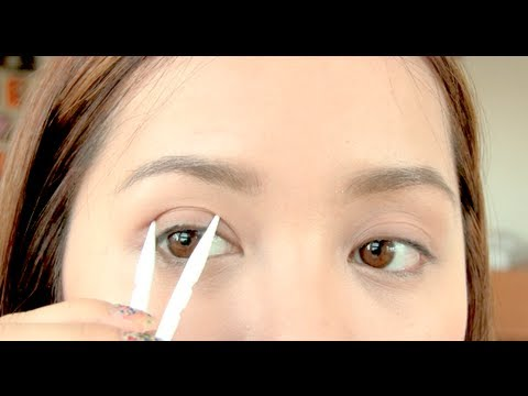 How To Make Your Eyes Even Naturally