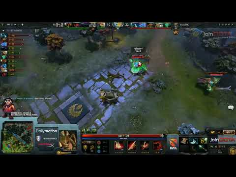 Fnatic vs Power Rangers Game 1   Dota 2 Champions League @TobiWanDOTA