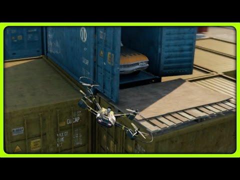 WATCH DOGS 2 SECRET CARS - THE WRECKER (Watch Dogs 2 Hidden Vehicles)